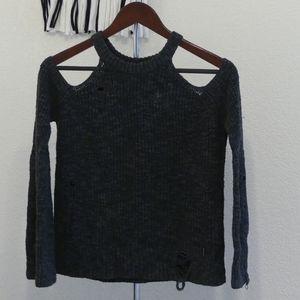 Hollister Off-shoulder sweater